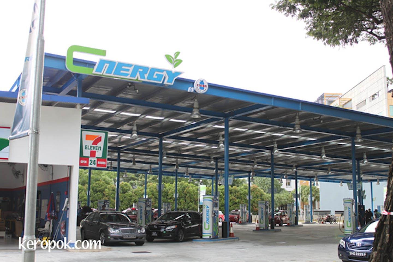 cng station