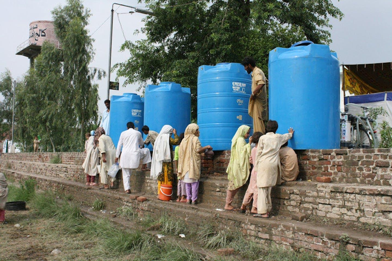 pakistan water flood