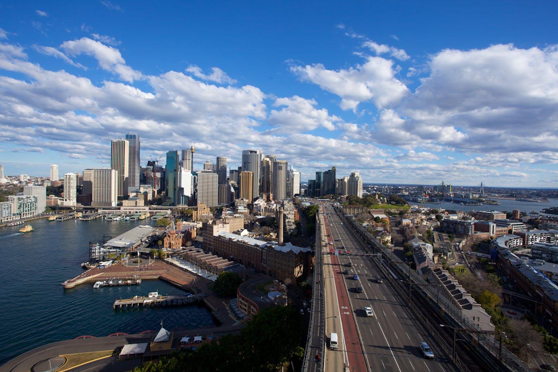 sydney traffic australia