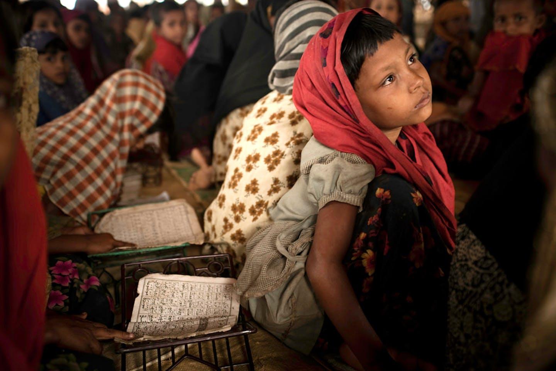 myanmar refugee in bangladesh