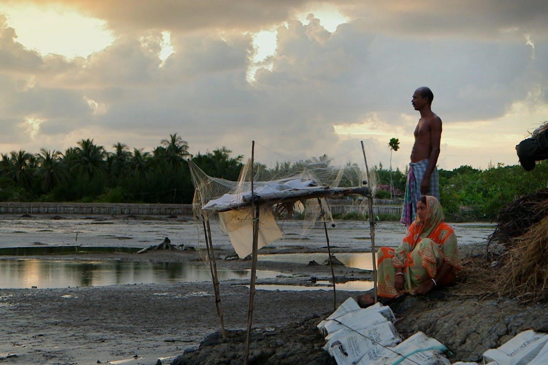 Residents of Sagar Island