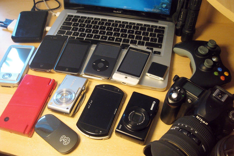obsolete gadgets