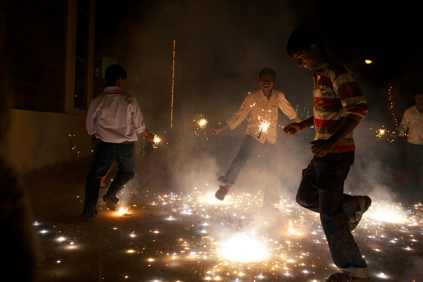 Diwali and pollution