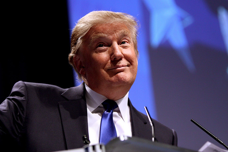 US president-elect trump