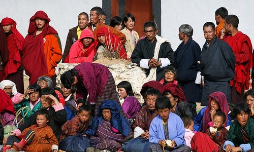 Bhutan's opposition protests regional transport deal