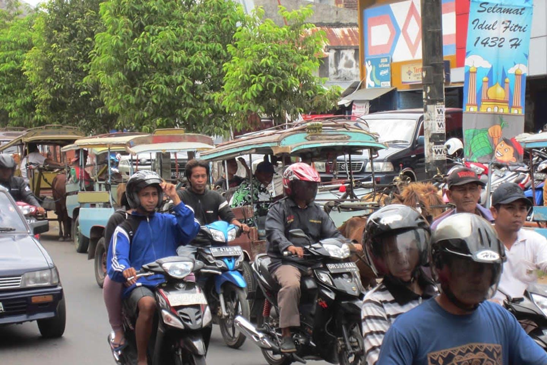 traffic indonesia