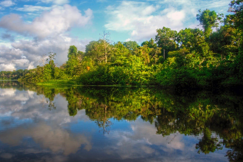 amazon river colombia