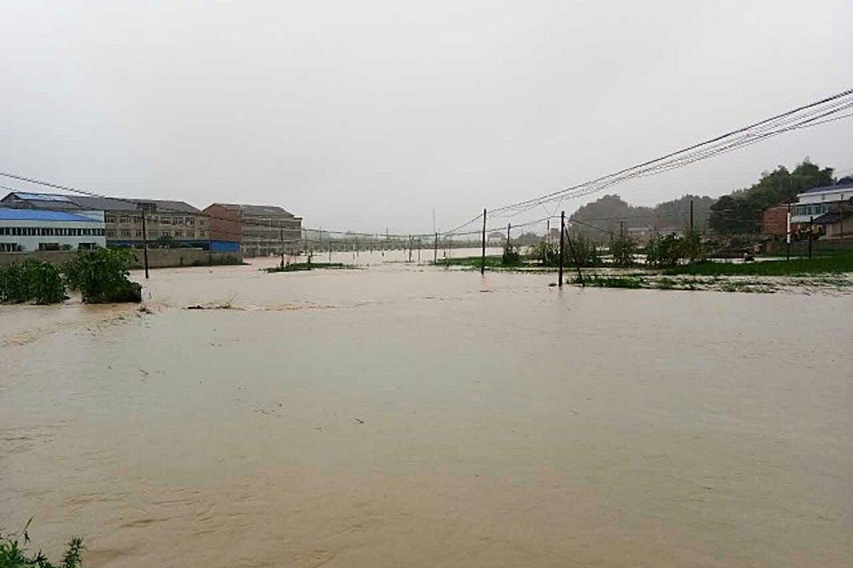 flooded HUnan