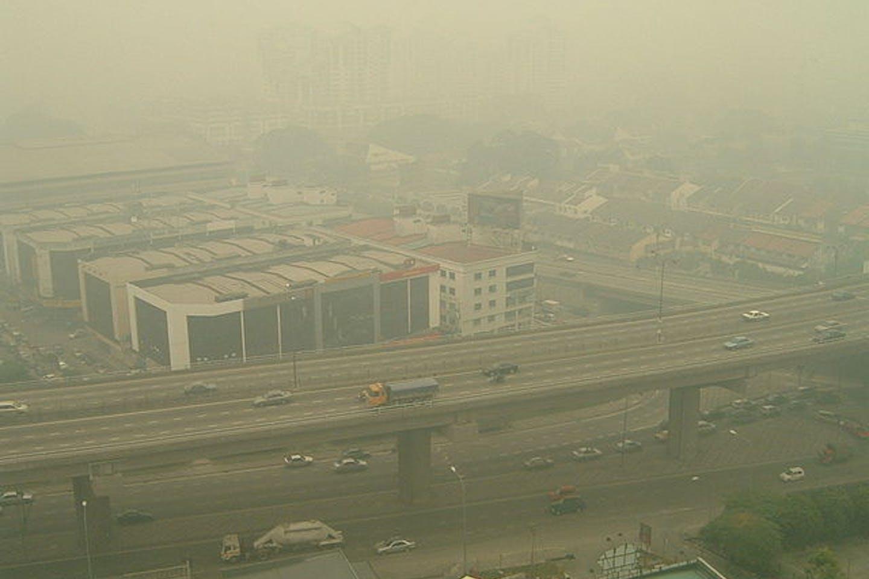 Haze in KL