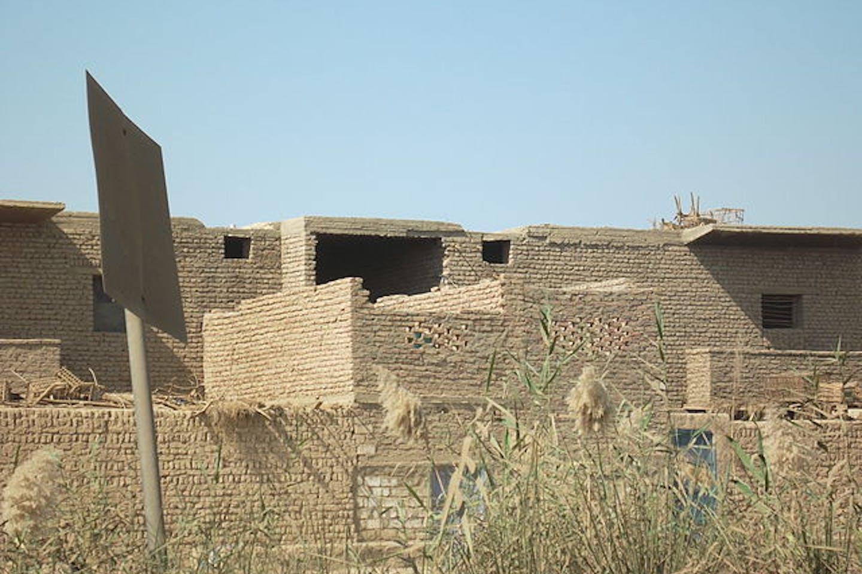 mud brick homes