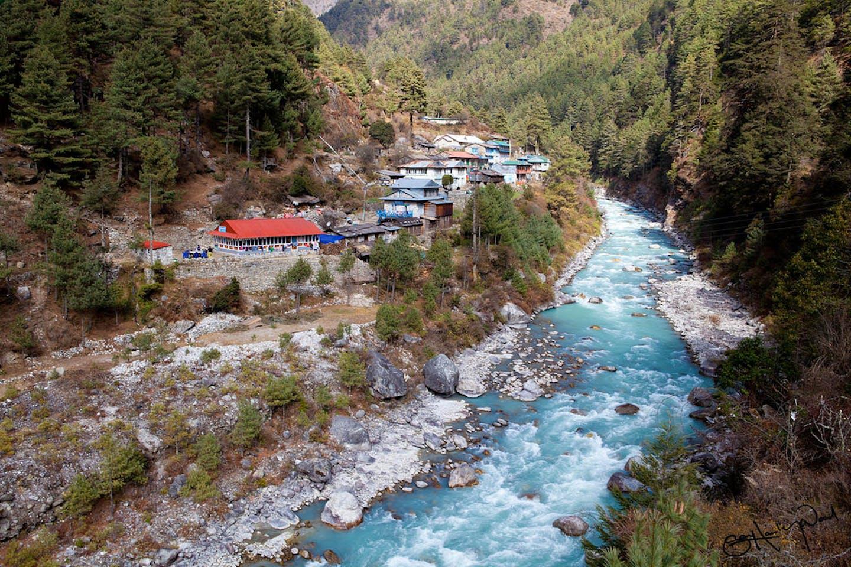 ganga river nepal