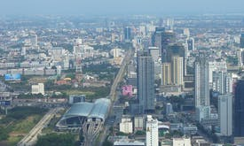 Mall or park? In crowded Bangkok, 'last' open space stirs debate