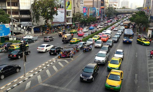 Four ways our cities can cut transport emissions in a hurry: Avoid, shift, share and improve