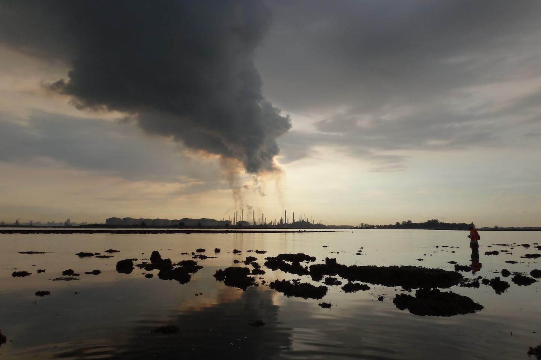 carbon emissions sg