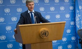"""Stop """"boring"""" language to spur climate action, U.N. environment chief says"""