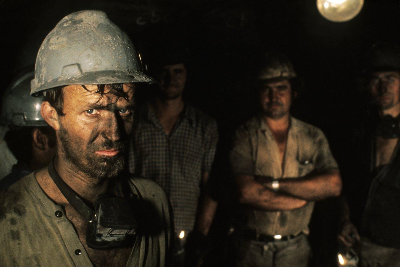 coal miners brazil