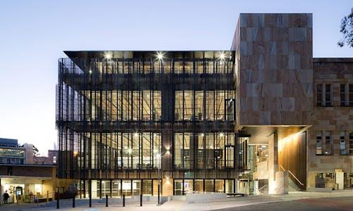 Australia's first low-carbon concrete building opens for business