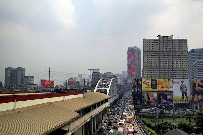 EDSA monster traffic