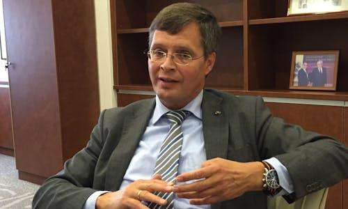 Business is about creating social value: Jan Peter Balkenende