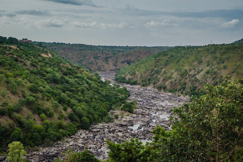 kaveri river india