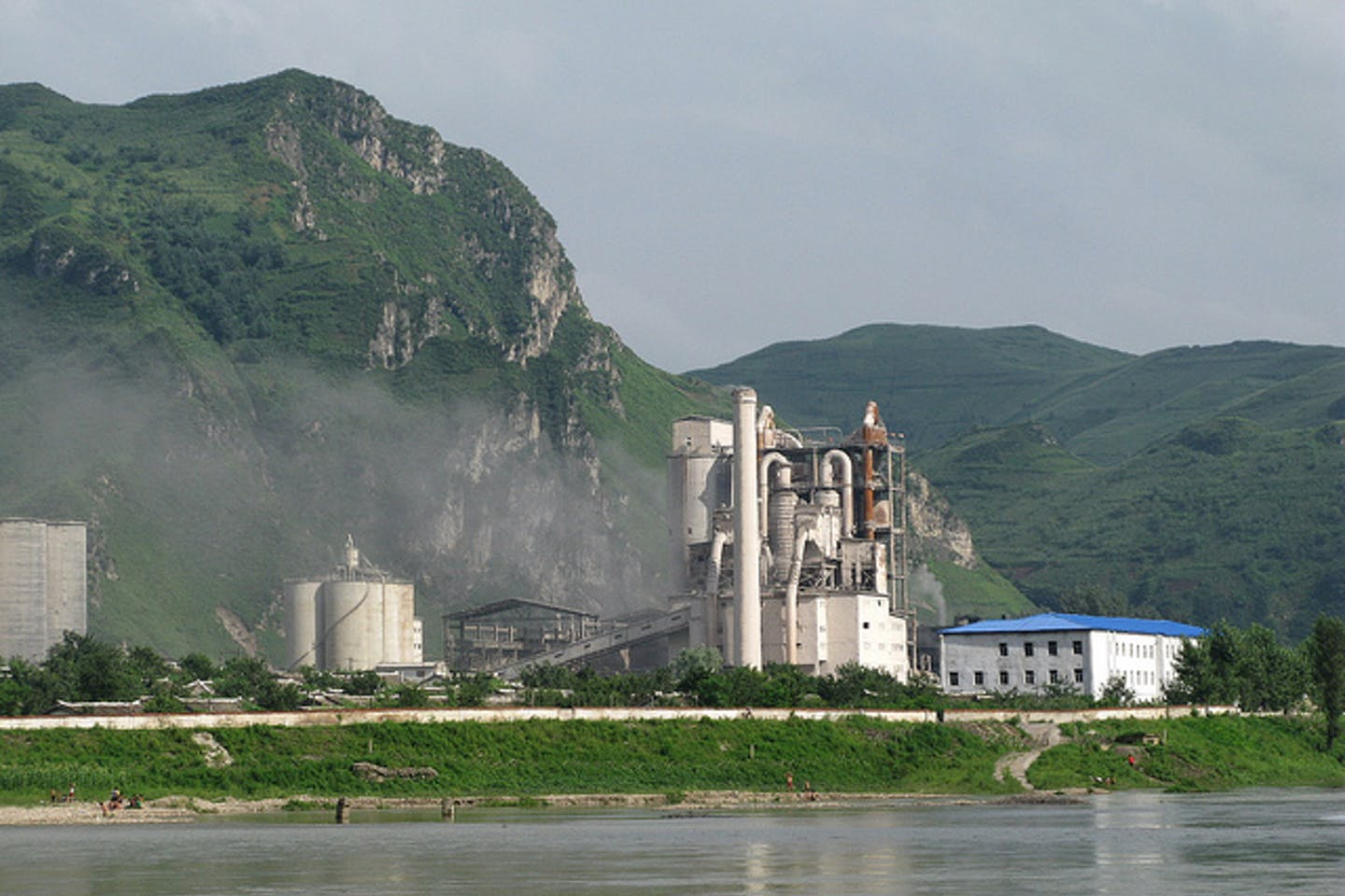 cement plant in dongbei