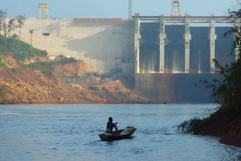 Nam Gnouang Dam hydropower cambodia