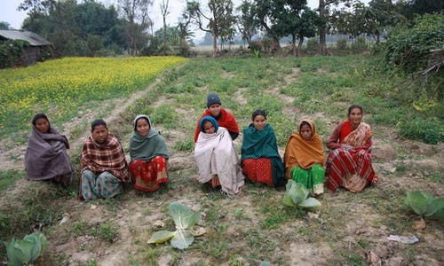 Gravity lightens the load for Nepal's hard-working rural women