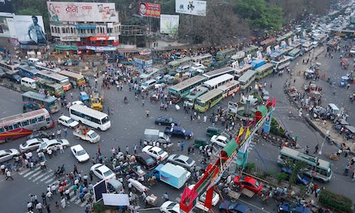 Regional transport deal raises pollution fears in Bangladesh