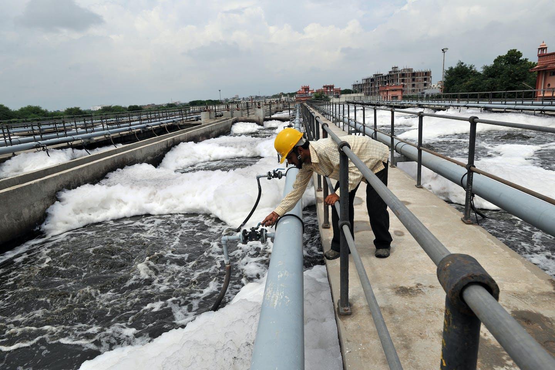 jaipur sewage treatment