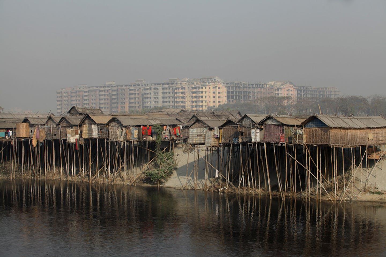 bangladesh shanties