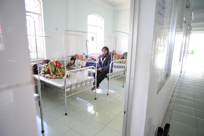 environmental health hospital ward