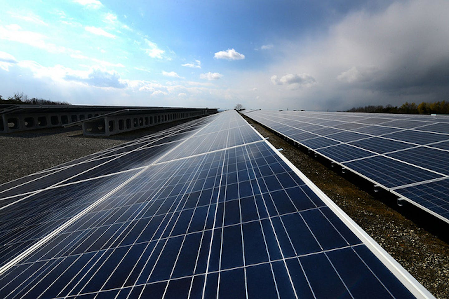 solar power generation in Japan