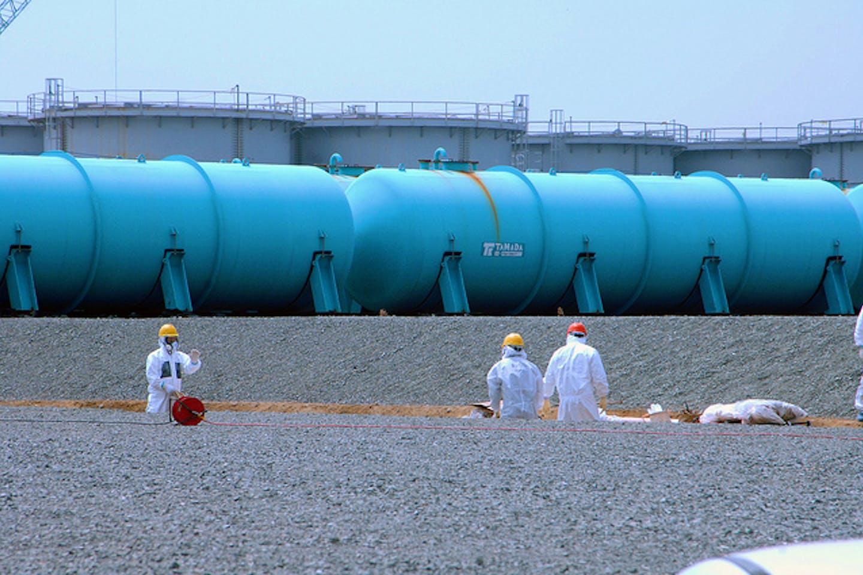 daiichi nuclear plant fukushima iaea
