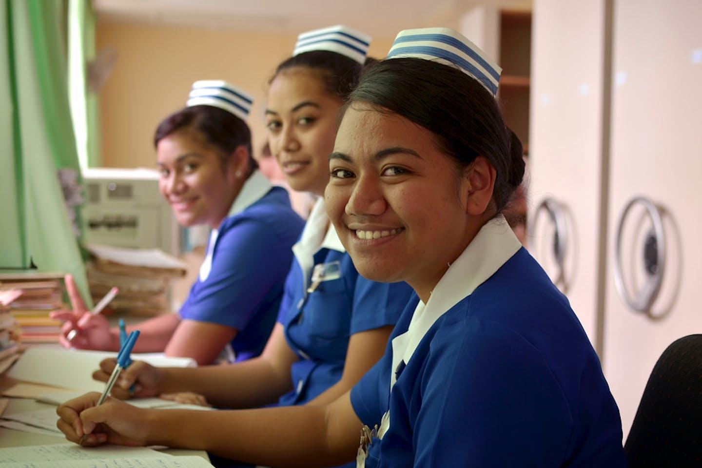nurses tonga hospital