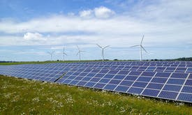 Wind and solar are 30-50% cheaper than thought, admits UK government
