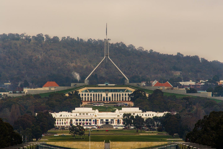 canberra australia parliament house