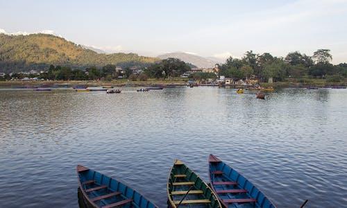 Nepali women row against tide of discrimination on tourist lake