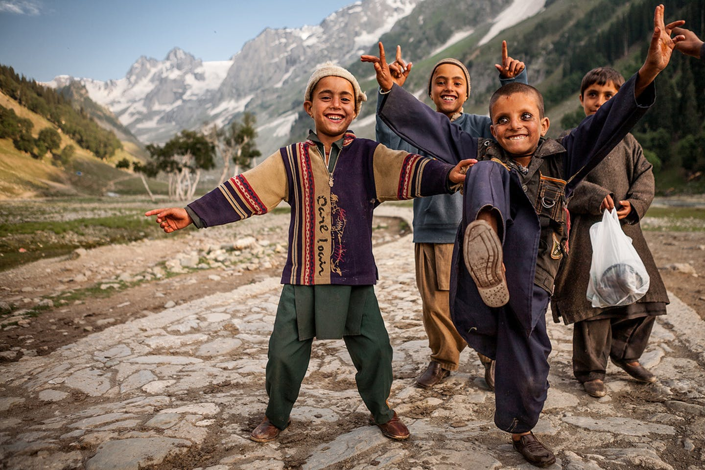 guijjar kids india