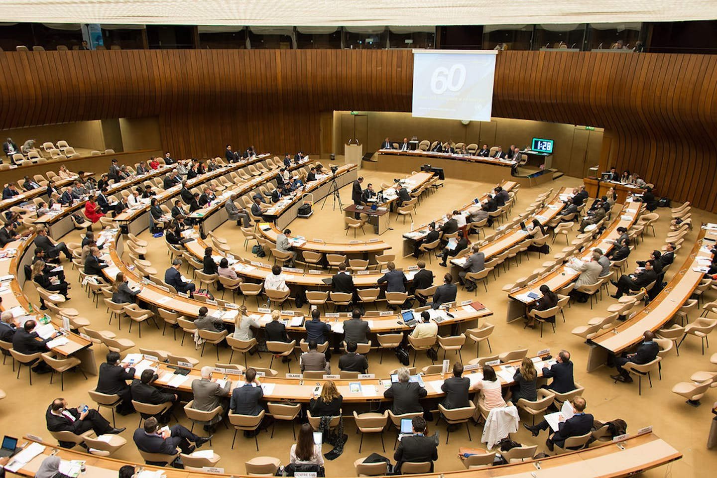 The 60th session of UNCTAD's Trade and Development Board