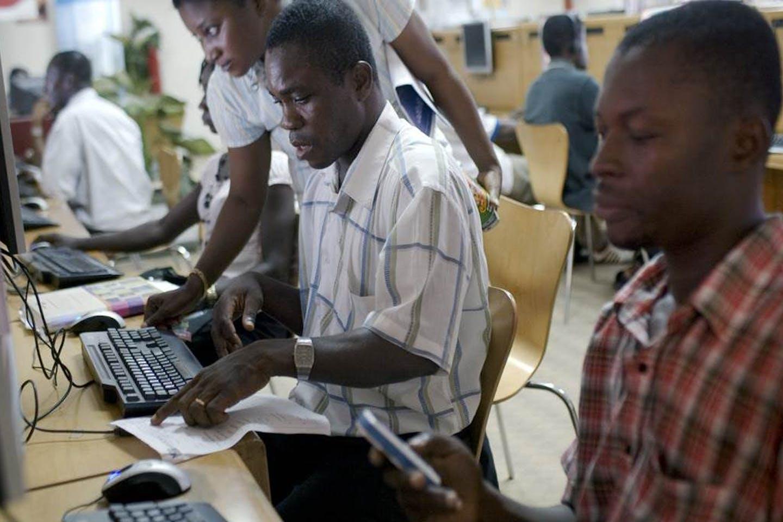 digital technology ghana
