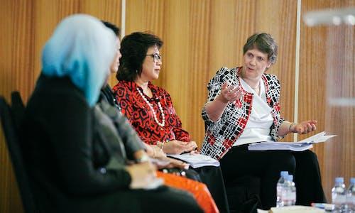 Former New Zealand PM Helen Clark wants to be next UN chief
