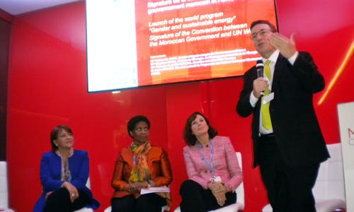 New programme makes clean energy entrepreneurs out of women