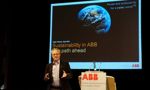 Why working at ABB is a 'pretty good gig': Interview with Adam Roscoe