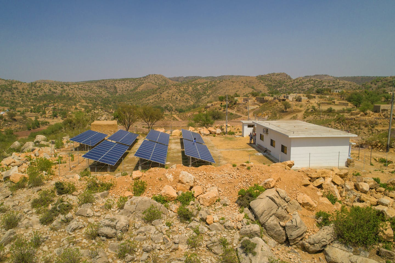 ADB solar project in Pakistan