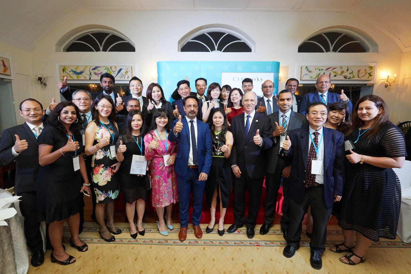 Asia Sustainability Reporting Awards 2018