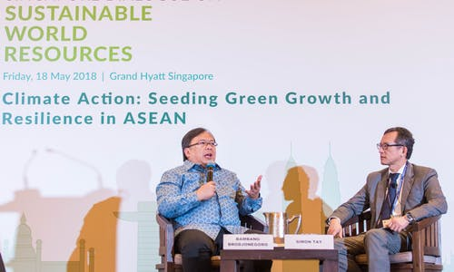 Asean's dilemma: Must economic growth cost the Earth?