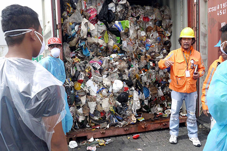 BAN canada waste