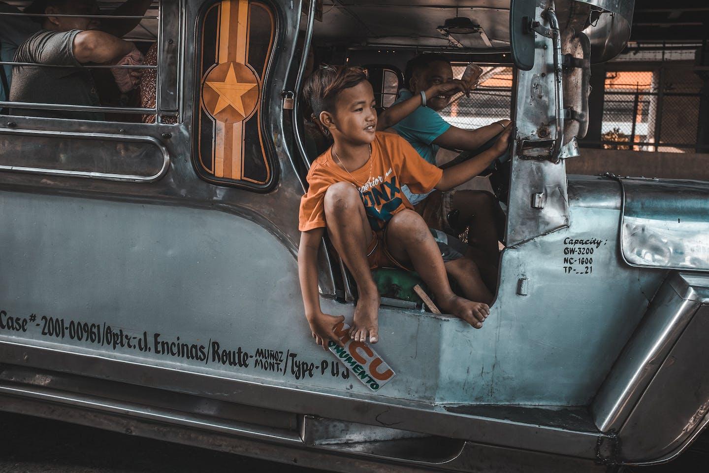 boy in Manila