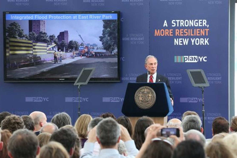 Mayor Bloomberg's climate change plan