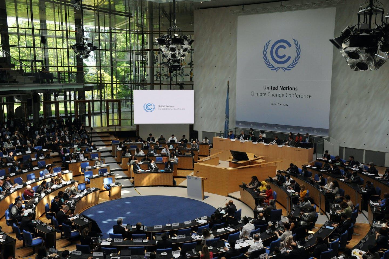 negotiators in Bonn